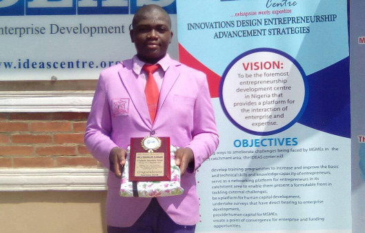 Samuel Oluwadare wins national maths contest | TheCable Lifestyle