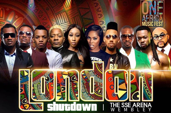 One Africa Music Fest London | TheCable Lifestyle