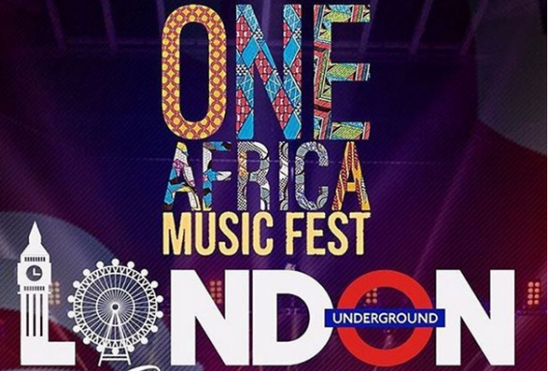 One Africa Music Fest in London | TheCable Lifestyle