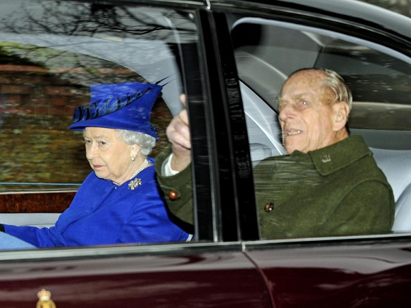 Queen Elizabeth and Prince Philip | TheCable Lifestyle