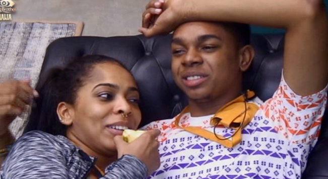 TBoss flashed her pierced nipples | TheCable.ng