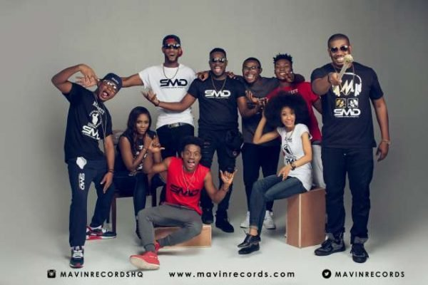 Mavin Records asrtistes