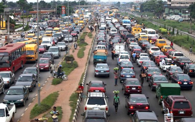 Caleb University students researching how to end Lagos traffic | TheCable.ng
