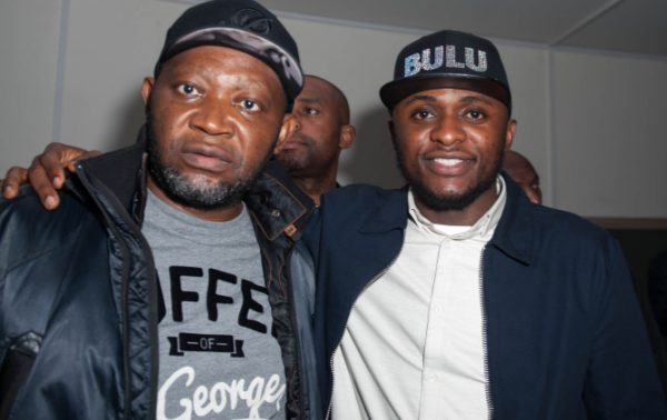 Paul Okoye and Ubi Franklin, owners of MMMG | TheCable Lifestyle