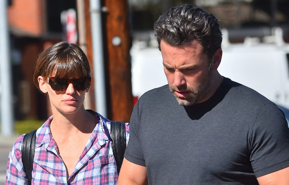 Jennifer Garner to 'file for divorce' from Ben Affleck