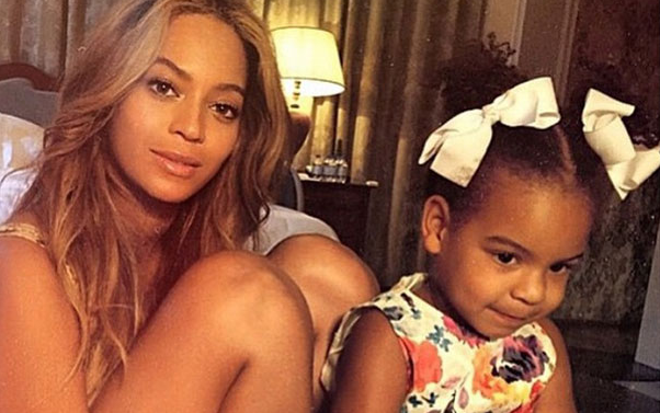 Beyonce and Blue Ivy | TheCable.ng