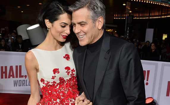 George and Amal Clooney welcome twins | TheCable.ng