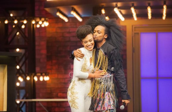 From contestant, Denrele 'elevated' to co-host of Lip Sync Battle…
