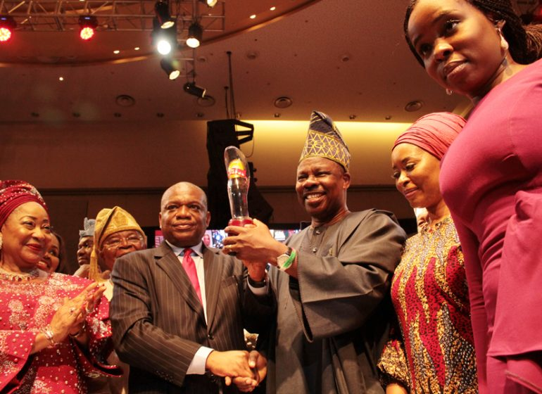 Amosun, Masari, Wike honoured at Sun Awards ~ TheCable.ng