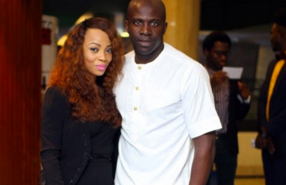 Toke Makinwa and Maje Ayida officially divorced | TheCable.ng