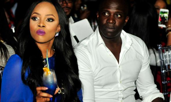 Toke Makinwa, Maje Ayida's divorce case resumes | TheCable.ng