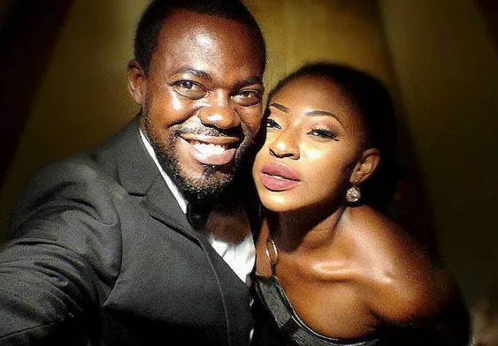 Yvonne Jegede and Abounce get married | Thecable.ng