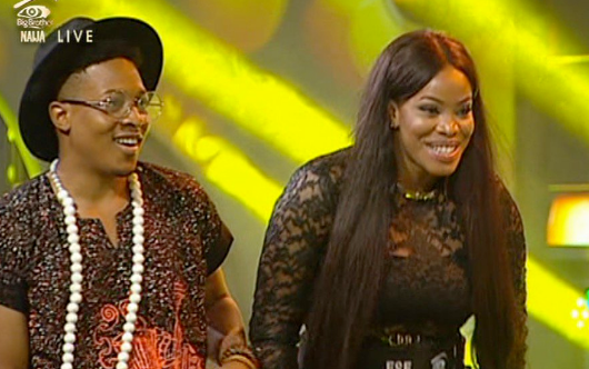 Ese and Jon evicted from Big Brother Naija show | TheCable.ng