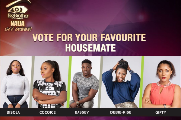 Five Big Brother Naija housemates up for eviction | TheCable.ng