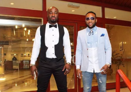 Harrysong and Kcee  | TheCable.ng
