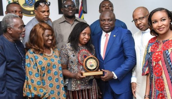 Ambode: We'll make sure National Theatre is ready for AMAA…