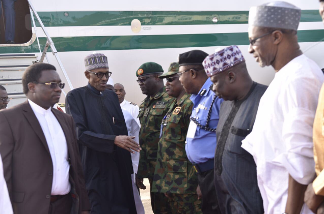Buhari back in Nigeria | TheCable.ng