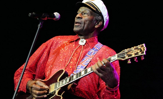 Chuck Berry is dead | TheCable.ng