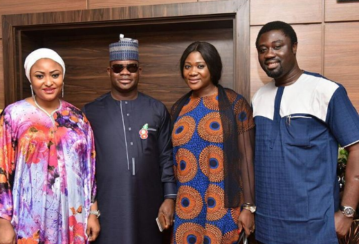 Mercy Johnson thanks Yahaya Bello for appointment | TheCable.ng