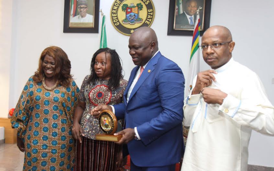 Lagos enters into partnership with AMAA 2017 | TheCable.ng
