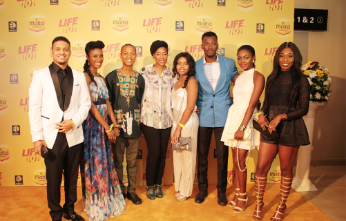 Life 101 premiere | TheCable.ng