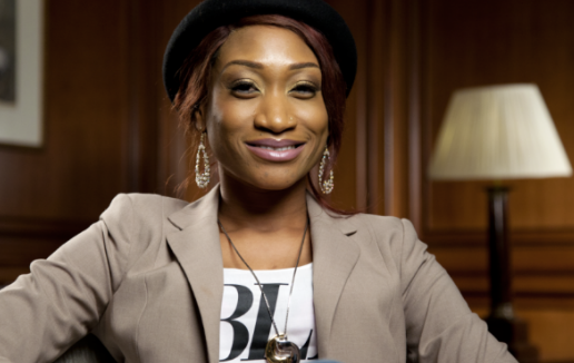 Oge Okoye's 'dog' controversy dominated Google trends | TheCable.ng