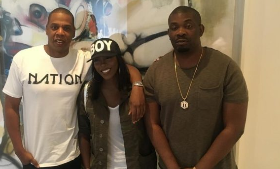 Tiwa Savage says she's not leaving Mavin for Roc Nation | TheCable.ng
