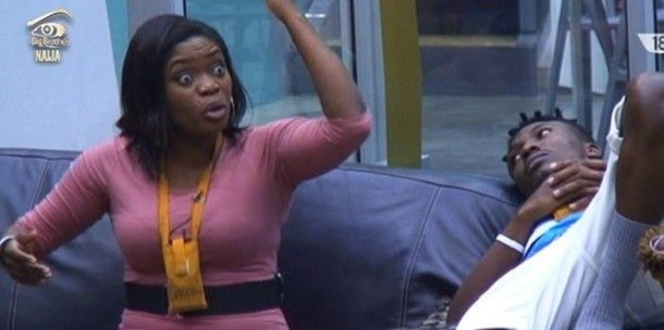 Bisola, Debie-Rise fight in Big Brother Naija house | TheCable.ng