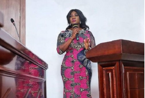 Mercy Johnson inaugurated as SA to Kogi governor | TheCable.ng