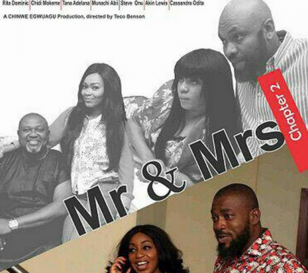 Mr & Mrs (Chapter 2)