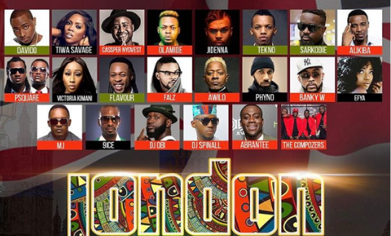 One Africa Music London ~ TheCable.ng