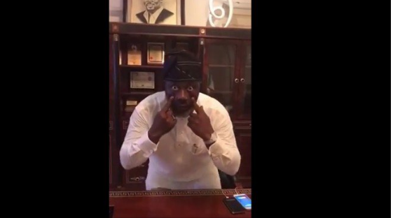 Melaye sings, dances to 'Ajekun Iya' | TheCable.ng