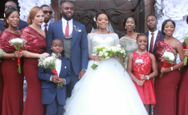 Adolphus Wabara's son marries beau | TheCable.ng