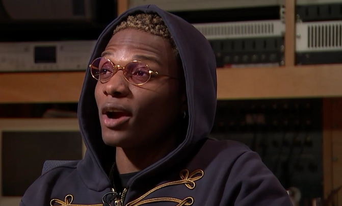 Wizkid says his father opposed his music career in the early stages | TheCable.ng