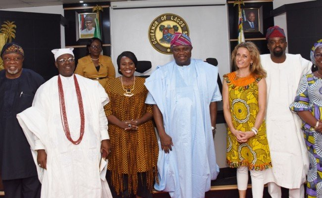 Ambode appoints Joke Silva, Kunle Afolayan into board of arts and culture   TheCable.ng