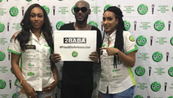 2baba unveiled as Globacom ambassador | TheCable.ng