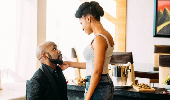 Banky W engaged to Adesua Etomi | TheCable.ng