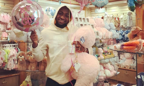 Davido welcomes second child | TheCable.ng