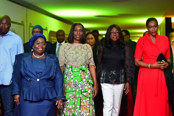 Dolapo Osinbajo wears 'N1,800' Ankara to Runway Jazz | TheCable.ng