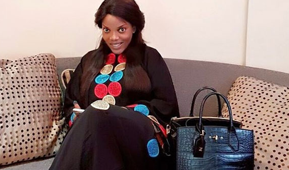 Empress Njamah advises women on domestic abuse | TheCable.ng