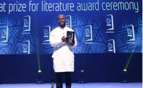 Nigerian Jowhor Ile wins Etisalat Literature Prize