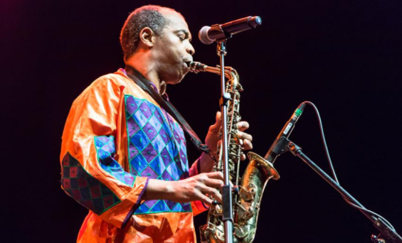 Femi kuti breaks world record for longest musical note on saxophone | TheCable.ng