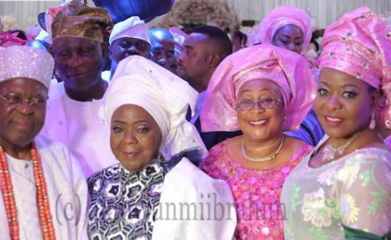 Justice Oguntade celebrates mother-in-law at 80 | TheCable.ng