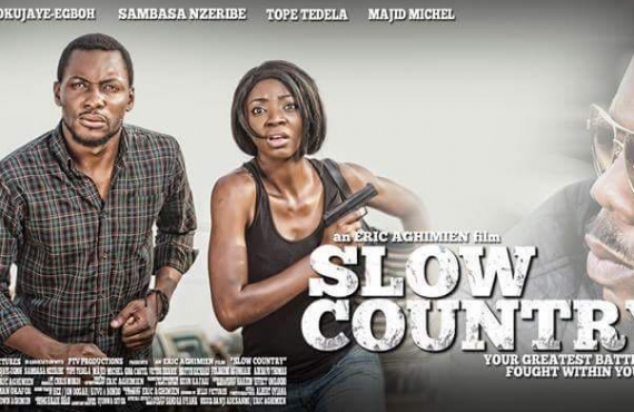 Action movie, Slow Country, in Nigerian cinemas | TheCable.ng
