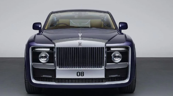 Rolls Royce unveils Sweptail | TheCable.ng