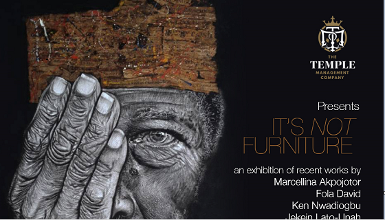 Temple Arts to launch 'It's Not Furniture' exhibition | TheCable.ng