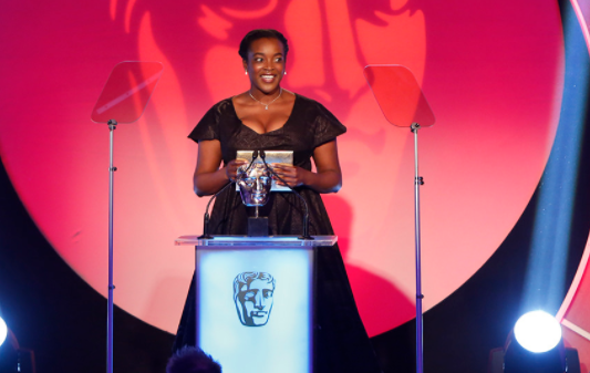 Wunmi Mosaku wins BAFTA TV awards | TheCable.ng | Photo: BAFTA