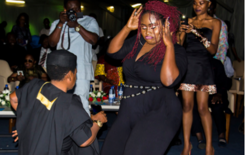 Nollywood stars party hard at AMAA nominees party in Rwanda | TheCable.ng