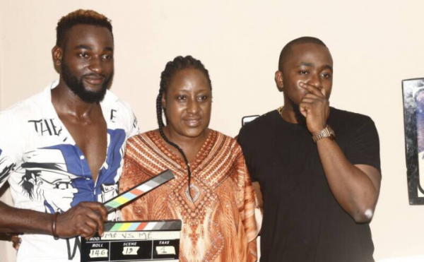 Ireti Doyle stars in Ice Prince biopic directed by Gbenro Ajibade | TheCable.ng