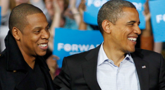 VIDEO: Obama salutes Jay Z on Songwriters Hall of Fame…